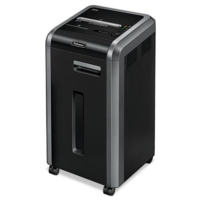 POWERSHRED 225CI 100% JAM PROOF CROSS-CUT SHREDDER, 22 MANUAL SHEET CAPACITY