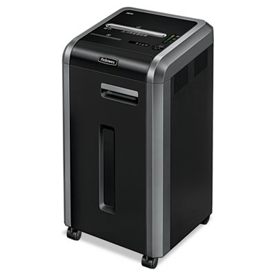 POWERSHRED 225I 100% JAM PROOF STRIP-CUT SHREDDER, 22 MANUAL SHEET CAPACITY