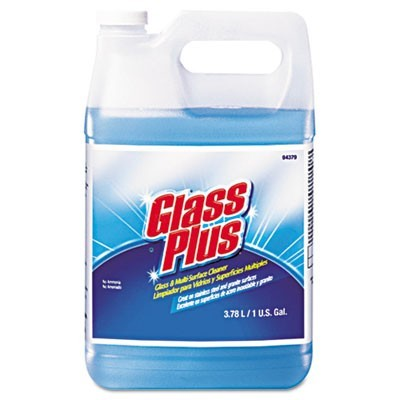 Glass Cleaner, Floral, 1gal Bottle, 4/carton