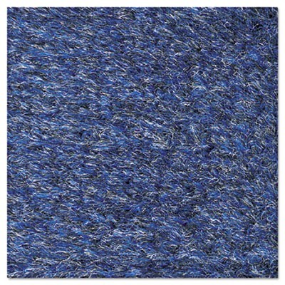 Rely-On Olefin Indoor Wiper Mat, 24 X 36, Blue/black