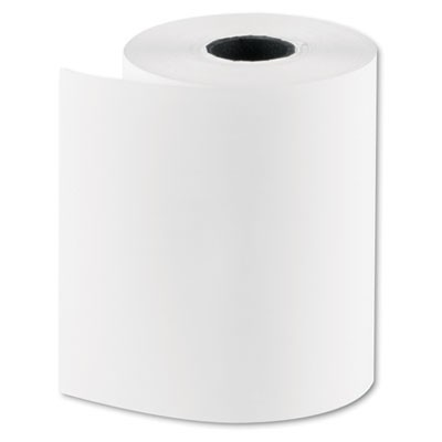 "REGISTROLLS THERMAL POINT-OF-SALE ROLLS, 2.25"" X 80 FT, WHITE, 48/CARTON"