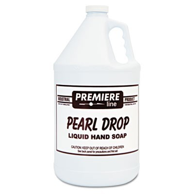 PEARL DROP LOTION HAND SOAP, 1 GALLON BOTTLE, 4/CARTON