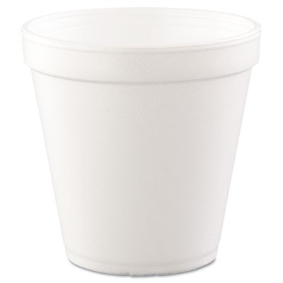 Foam Containers, Foam, 16oz, White, 25/bag, 20 Bags/carton