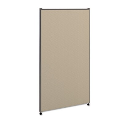Verse Office Panel, 24w X 42h, Gray