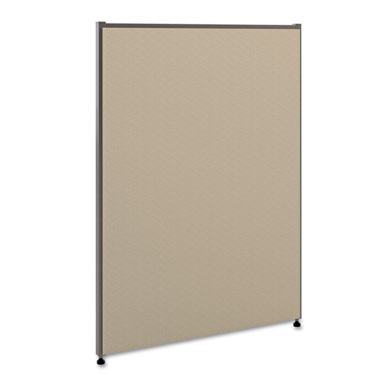 Verse Office Panel, 30w X 42h, Gray