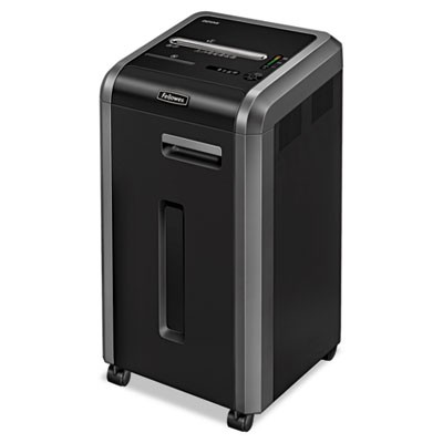 POWERSHRED 225MI 100% JAM PROOF MICRO-CUT SHREDDER, 16 MANUAL SHEET CAPACITY
