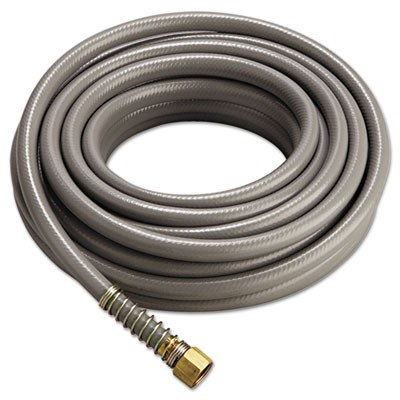 Pro-Flow Commercial Duty Hose, 5/8in X 50ft, Gray