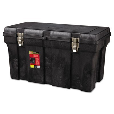 Durable Tool Box, 36in, Black