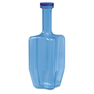 Rapi-Kool Cold Paddle Containers, 64oz, Blue, Plastic