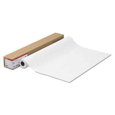 "SATIN PHOTOGRAPHIC PAPER, 2"" CORE, 36"" X 100 FT, SATIN WHITE"