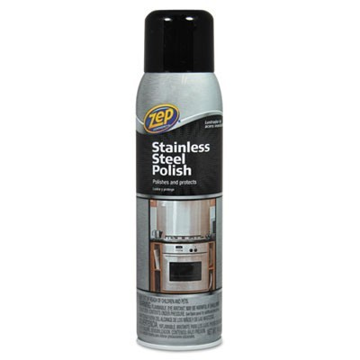 Stainless Steel Polish, 14 Oz Aerosol