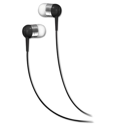 Seb In-Ear Buds, Black