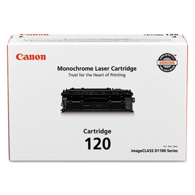 2617B001 (120) TONER, 5000 PAGE-YIELD, BLACK