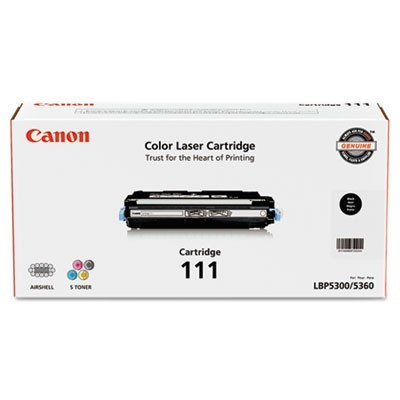1660B001 (111) TONER, 6000 PAGE-YIELD, BLACK