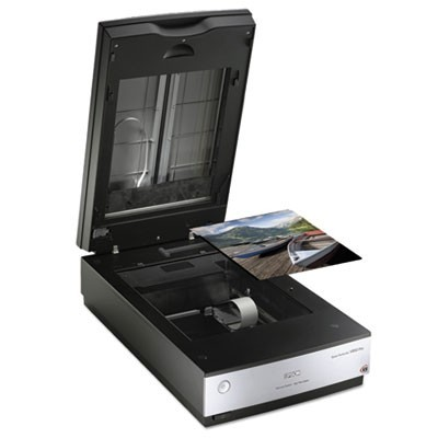 "PERFECTION V800 PHOTO SCANNER, SCANS UP TO 8.5"" X 11.7"", 6400 DPI OPTICAL RESOLUTION"