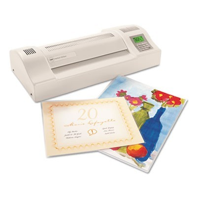 "HEATSEAL H600 PRO LAMINATOR, 13"" MAX DOCUMENT WIDTH, 10 MIL MAX DOCUMENT THICKNESS"