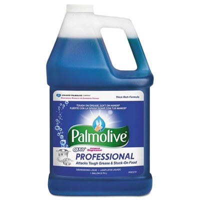 Dishwashing Liquid For Pots & Pans, 1 Gal. Bottle