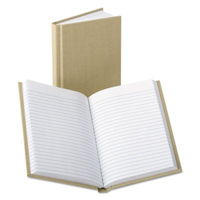 BOUND MEMO BOOKS, NARROW RULE, 7 X 4.13, WHITE, 96 SHEETS
