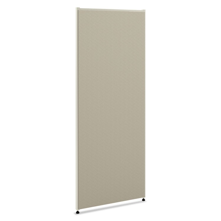 Verse Office Panel, 36w X 60h, Gray