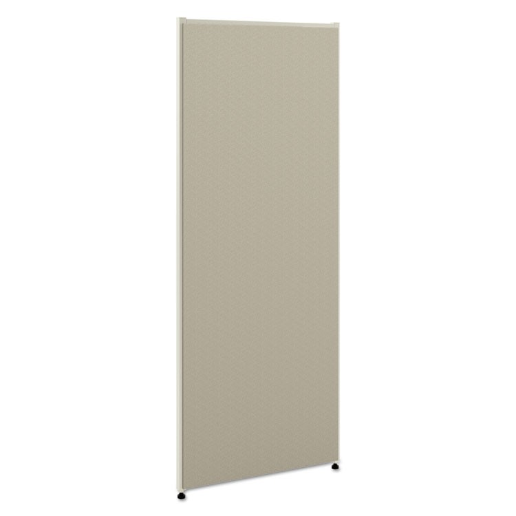 Verse Office Panel, 30w X 60h, Gray