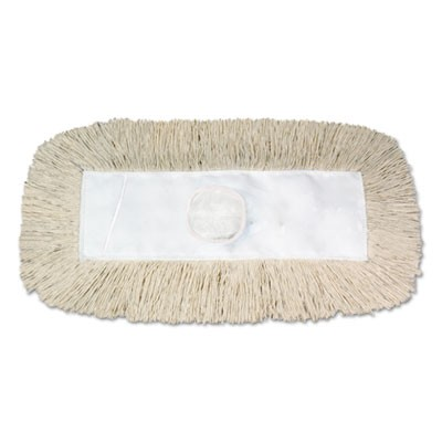 Dust Mop, Disposable, 5 X 30, White