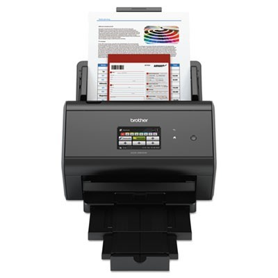 ADS2800W WIRELESS DOCUMENT SCANNER FOR MID- TO LARGE-SIZE WORKGROUPS