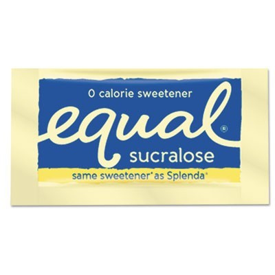 Zero Calorie Sweetener, 0.035 Oz Packet, 500/box