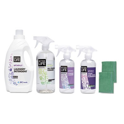 KIT,NEW BABY CLEANERS,6PC