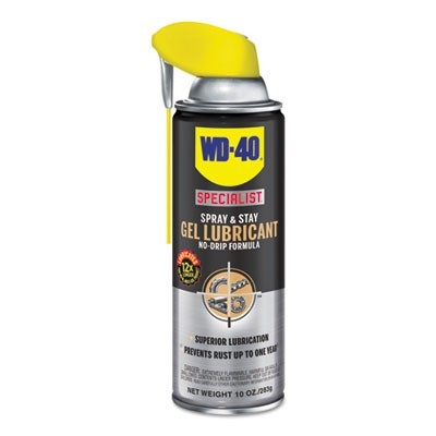 Specialist Spray & Stay Gel, 10 Oz Aerosol Can, 6/carton