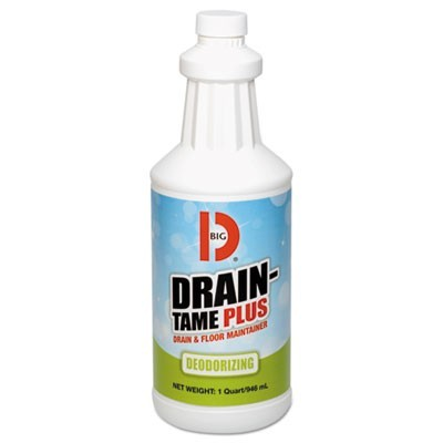 Drain-Time Plus Digester Deodorant, 32 Oz Bottle, 12/carton