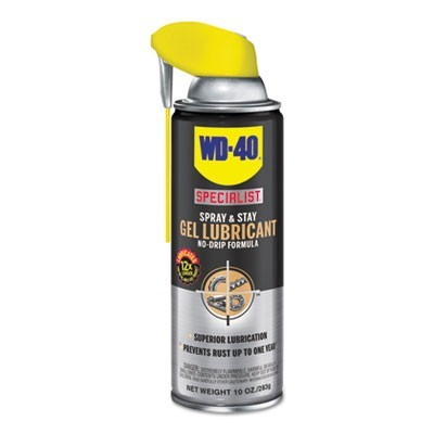 Specialist Spray & Stay Gel, 10 Oz Aerosol Can