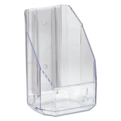 Places Pump Bottle Bracket, Clear, 12/carton