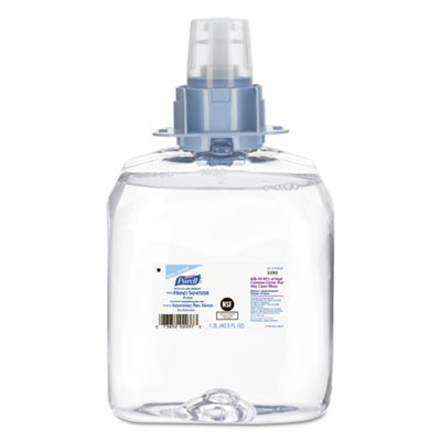 ADVANCED HAND SANITIZER E3 RATED FOAM, 1200 ML REFILL, 3/CARTON