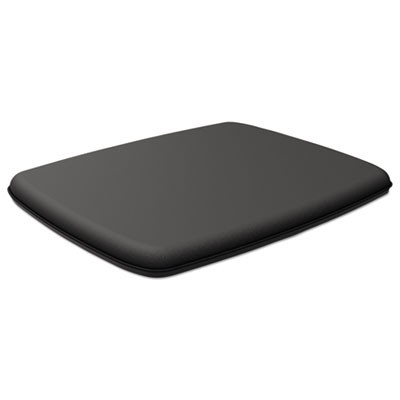 RECTANGULAR WOBBLE BOARD, 22.24W X 18.11D X 2.95H, BLACK