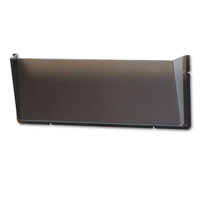 UNBREAKABLE DOCUPOCKET WALL FILE, LEGAL, 17 1/2 X 3 X 6 1/2, SMOKE