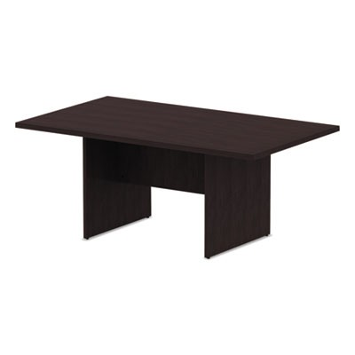 ALERA VALENCIA SERIES CONFERENCE TABLE, RECT, 70 7/8 X 41 3/8 X 29 1/2, ESPRESSO
