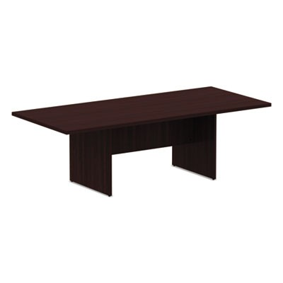 ALERA VALENCIA SERIES CONFERENCE TABLE, RECT, 94 1/2 X 41 3/8 X 29 1/2, MAHOGANY