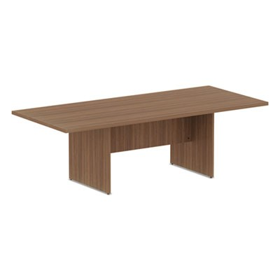 ALERA VALENCIA SERIES CONFERENCE TABLE, RECT, 94.5 X 41.38 X 29.5, MOD WALNUT