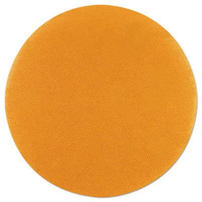 "Abrasive, 6"" Diameter, 180 Grit, Yellow, 32/ct"