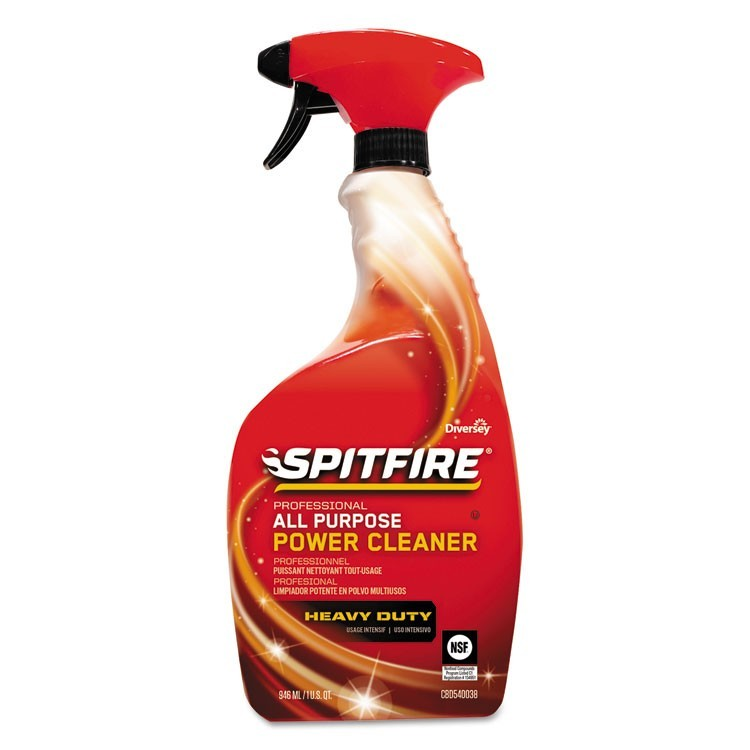 Spitfire All Purpose Power Cleaner, Liquid, 32 Oz