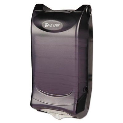 Venue Napkin Dispenser, 8w X 7.25d X 15.25h, Black