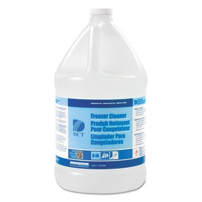 Freezer Cleaner, Alcohol Scent, 1 Gal Bottle, 4/carton