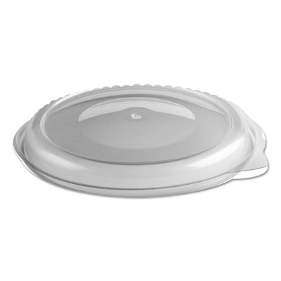 Microraves Incredi-Bowl Lid, Clear, 250/carton