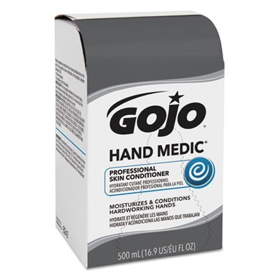 HAND MEDIC PROFESSIONAL SKIN CONDITIONER, 500 ML REFILL, 6/CARTON