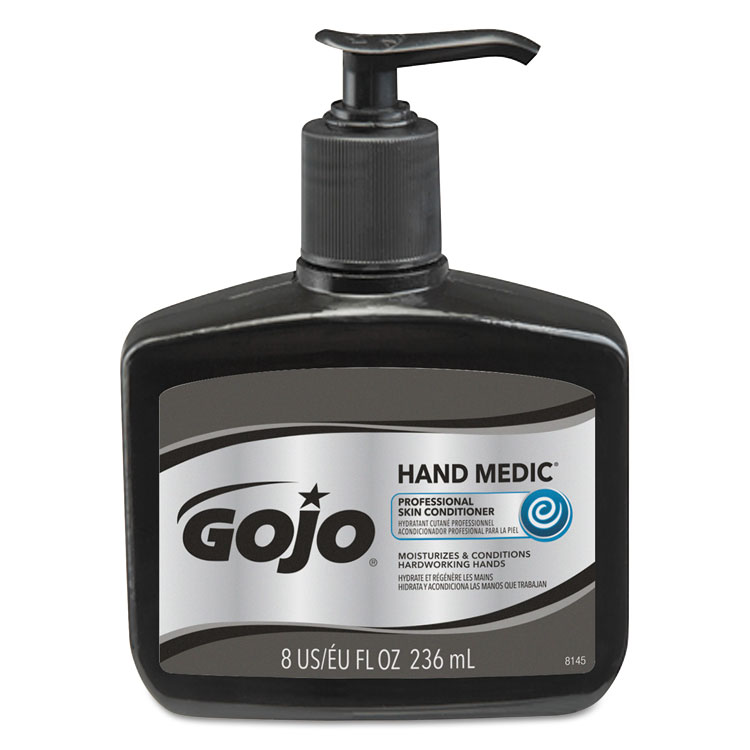 Hand Medic Professional Skin Conditioner, 8 Oz Pump Bottle