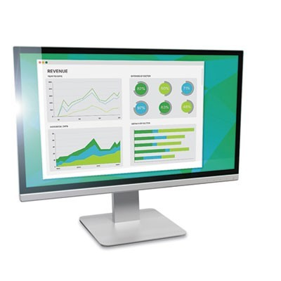 "ANTIGLARE FRAMELESS FILTER FOR 23.8"" WIDESCREEN MONITOR, 16:9 ASPECT RATIO"