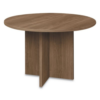 FOUNDATION ROUND CONFERENCE TABLE, 47 DIA X 29 1/2H, PINNACLE