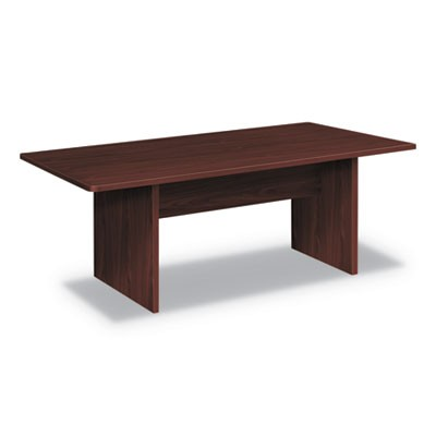 FOUNDATION RECTANGULAR CONFERENCE TABLE, 72W X 36D X 29 1/2H, MAHOGANY