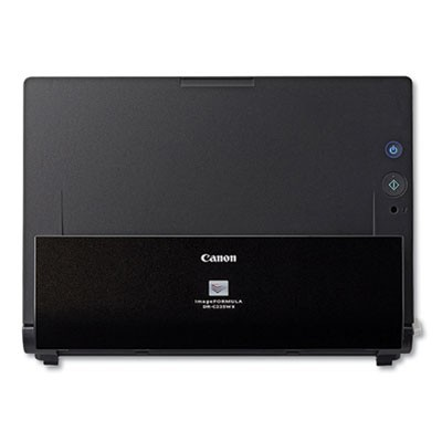 IMAGEFORMULA DR-C225W II OFFICE DOCUMENT SCANNER, 600 DPI OPTICAL RESOLUTION, 30-SHEET DUPLEX AUTO DOCUMENT FEEDER