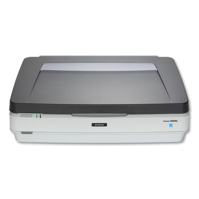 "EXPRESSION 12000XL PHOTO SCANNER, SCAN UP TO 12.2"" X 17.2"", 2400 DPI OPTICAL RESOLUTION"